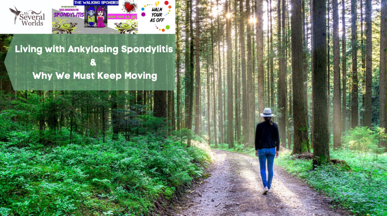 Living with Axial Spondyloarthritis