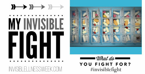 Chronic Illness is Invisible