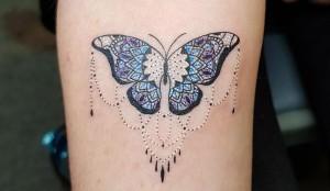 Tattoo by Man Yao, Jess Yen - My Tattoo