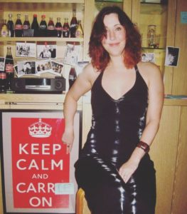 Carrie Kellenberger - The Limitations of Fibromyalgia