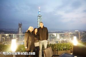 Morton's Steakhouse Taipei