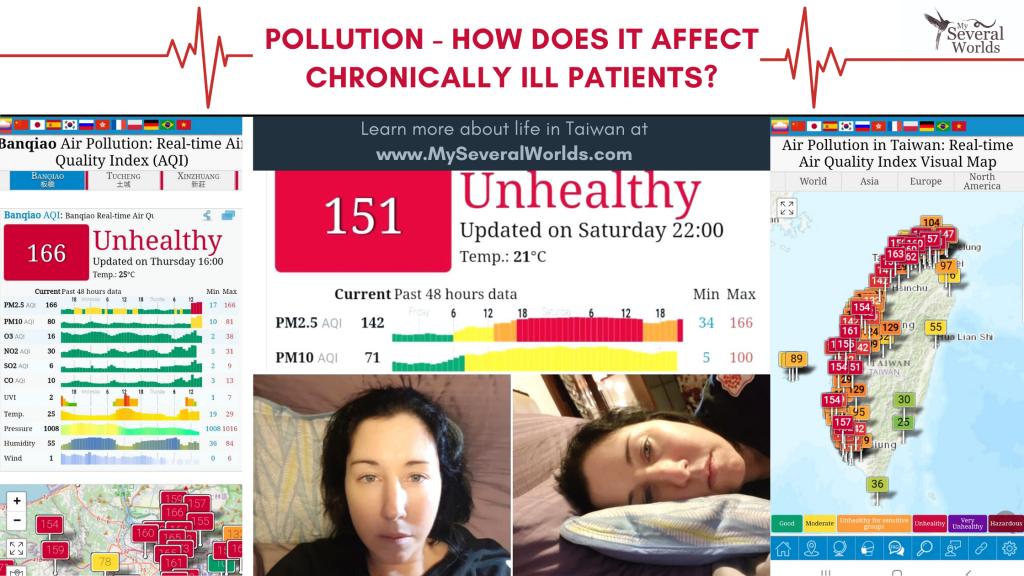 Taiwan and Bad Air Quality