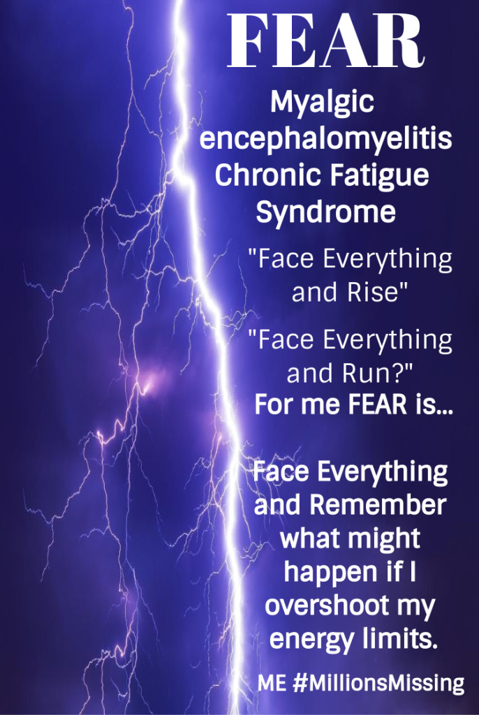 FEAR MECFS by Carrie Kellenberger