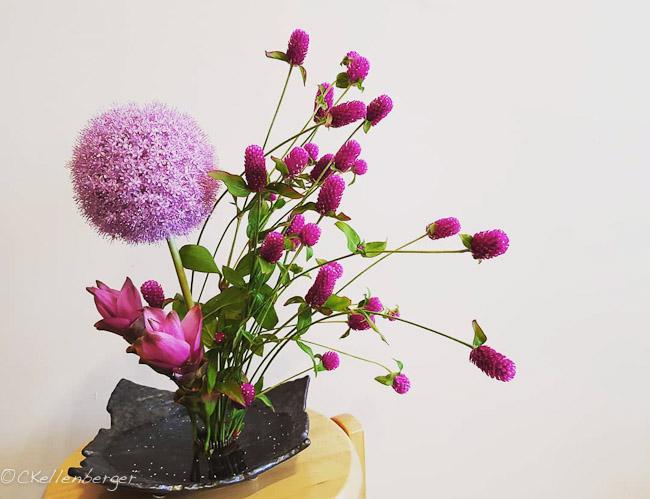Spirited Away Ikebana Arrangement