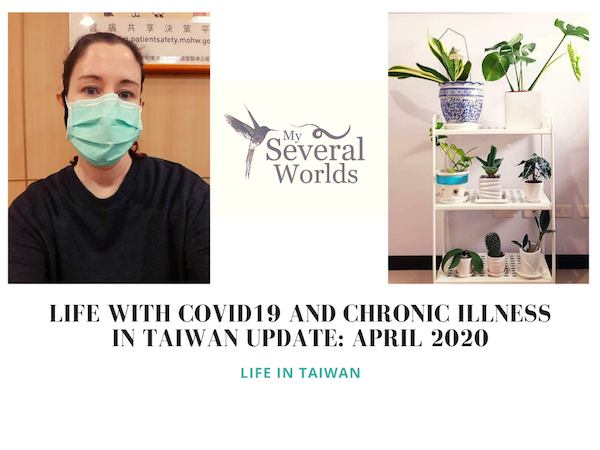 Coping with Chronic Illness in Taiwan During COVID19