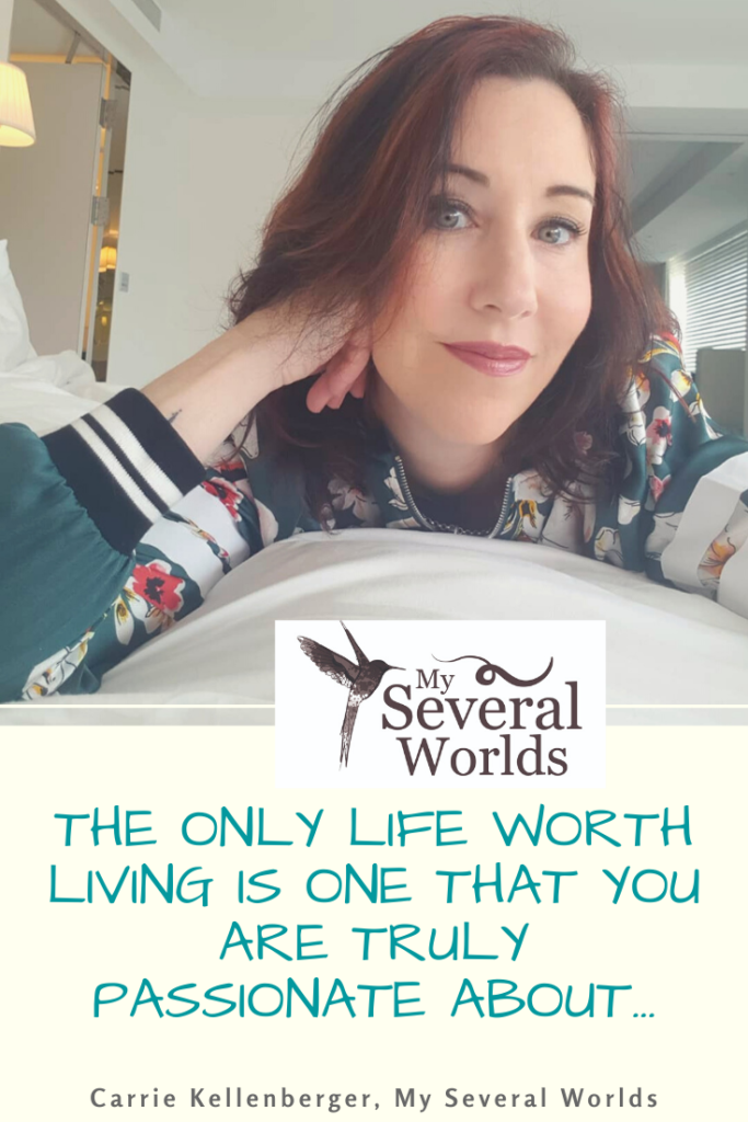 Living Passionately with Chronic Illness My Several Worlds