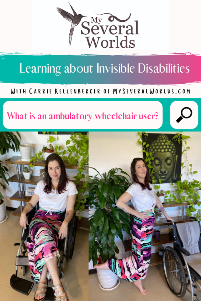 Invisible Disabilities Awareness