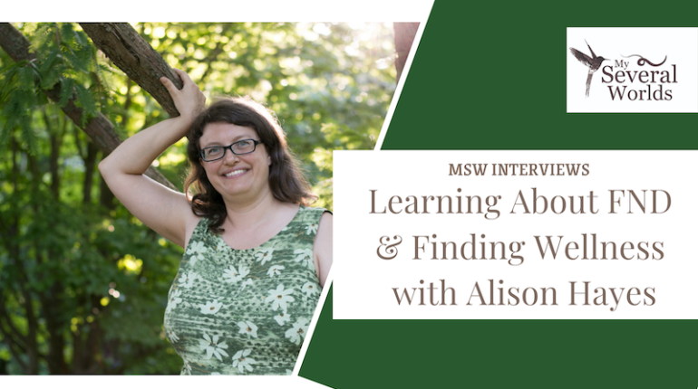 Alison Hayes - Health Advocate and Wellness Coach