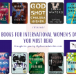 10 Books For International Women's Day