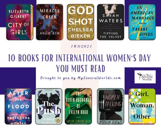 10 Books For International Women's Day