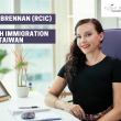 Flight Path Immigration in Taiwan and Cassandra Brennan (Registered RCIC)
