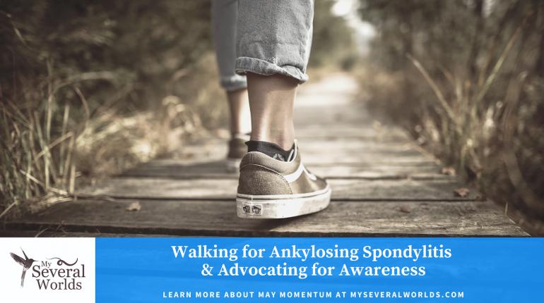 Walking for Axial Spondyloarthritis