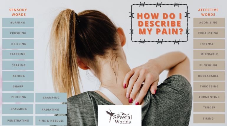 How Do I Describe Chronic Pain To My Doctor?