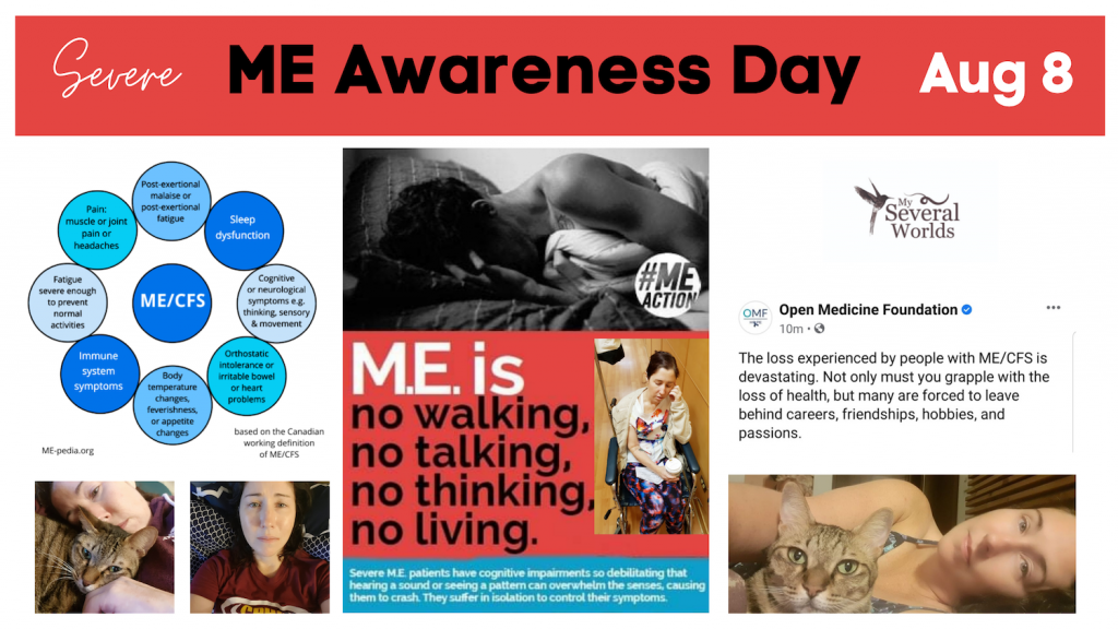 Severe MECFS Awareness Day