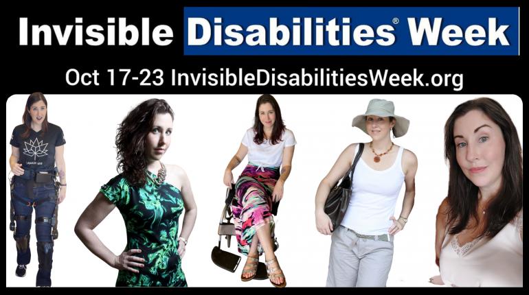 Invisible Disabilities Week 2021 - Carrie Kellenberger